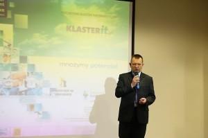 Wojciech Materna - prezes stowarzyszenia Informatyka Podkarpacka