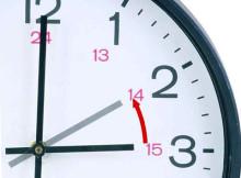 zmiana czasu - w drukarkach elzab mera i omega